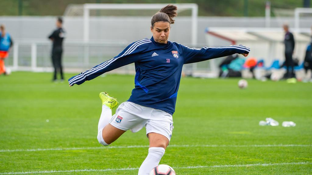 Findet den englischen Frauen-Fußball gut: Dzsenifer Marozsán