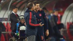Robert Lewandowski glänzte in der Champions League mit einem Viererpack