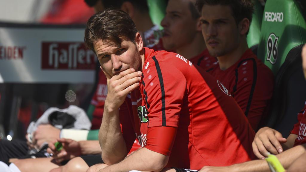 Trainierte bei Hannover 96 mit: Christian Schulz