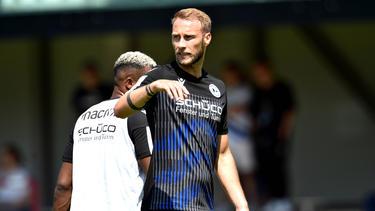 Mike van der Hoorn verlässt Arminia Bielefeld