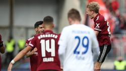 Deutlicher Sieg für den 1. FC Nürnberg