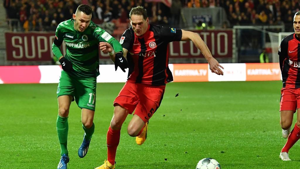 Kein Sieger zwischen Wiesbaden und Fürth