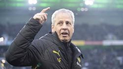 BVB-Coach Lucien Favre fürchtet geschäftige Wochen