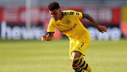 Kann die Geldstrafe nicht nachvollziehen: BVB-Ass Jadon Sancho