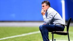 Dieter Hecking droht ein weiteres Jahr 2. Liga