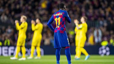 Ousmane Dembélé könnte den FC Barcelona verlassen