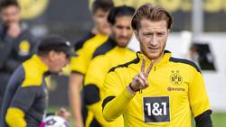 Soll dem BVB Rückenwind verleihen: Marco Reus