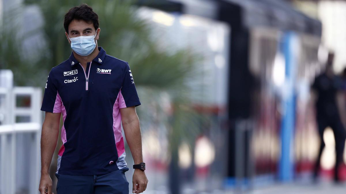 Sergio Perez muss seinen Arbeitgeber wechseln