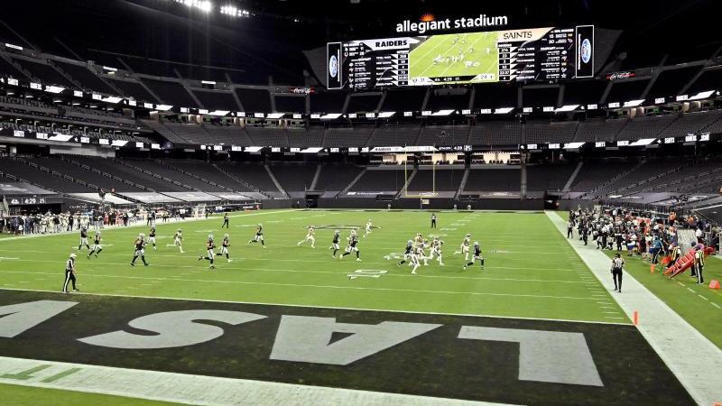 Der Super Bowl im Jahr 2024 könnte in Las Vegas stattfinden