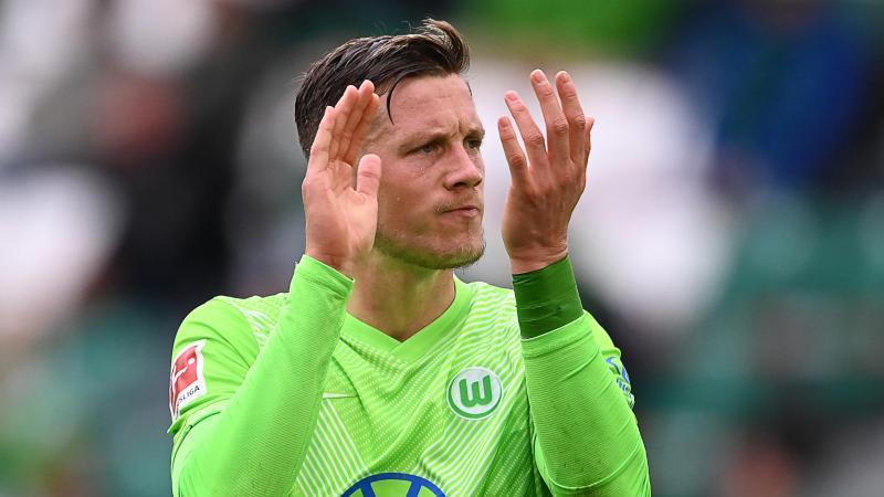 Der Wolfsburger Wout Weghorst träumt von der Premier League