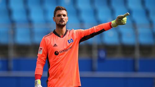 HSV-Keeper Sven Ulreich sorgt sich über die Zukunft des Profifußballs