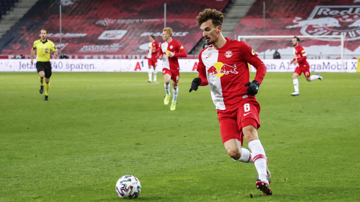 Der Treffer von Mergim Berisha könnte RB Salzburg nicht vor einer Pleite bewahren