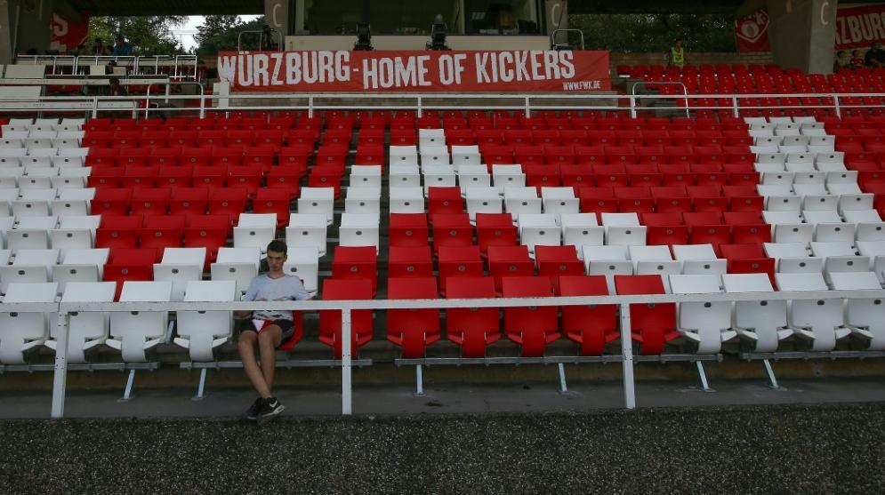 Einspruch der Würzburger Kickers gegen Darmstadt-Spiel abgewiesen