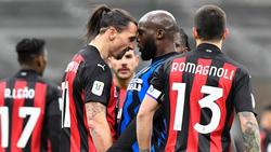 Zlatan y Lukaku volverán a verse las caras en San Siro.