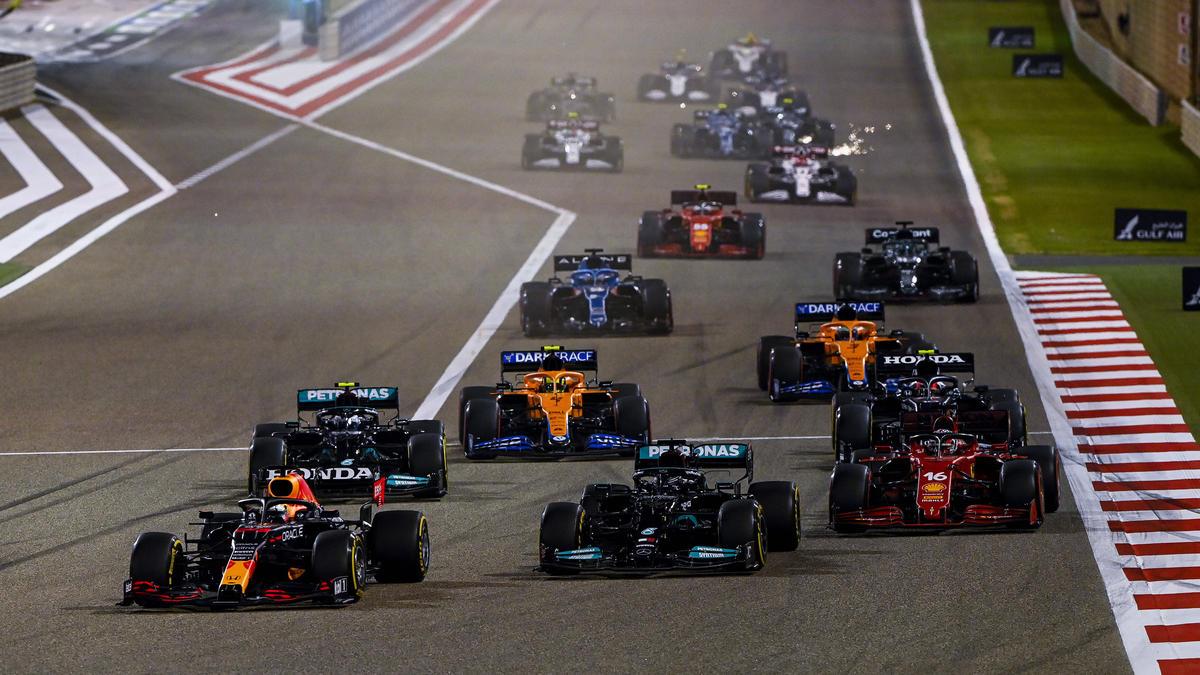 Das zweite Formel-1-Rennen des Jahres findet in Imola statt