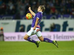 Philipp Zulechner verabschiedet sich von der Austria