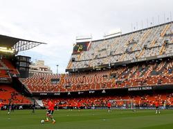 Mestalla pierde afluencia esta campaña. (Foto: Getty)