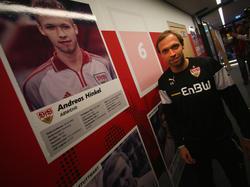 Andreas Hinkel wird neuer Co-Trainer der U23 des VfB Stuttgart