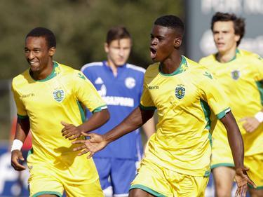 Sporting-Talent Bubacar Djaló hat einen langfristigen Vertrag unterschrieben