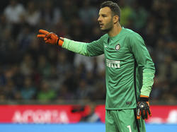 Samir Handanovič will bei Inter bleiben