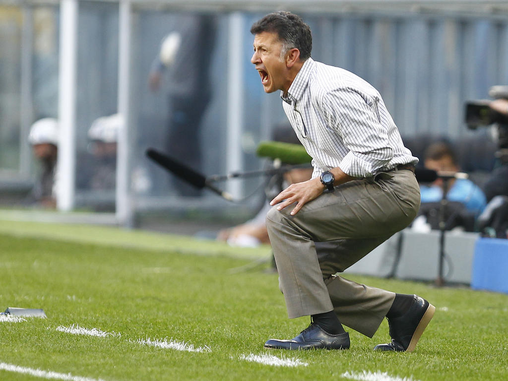 Der Kolumbianer Juan Carlos Osorio ist der neue Trainer der mexikanischen Nationalmannschaft