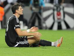 Mario Gomez wurde gegen Akhisar Belediyespor in der 86. Minute ausgewechselt