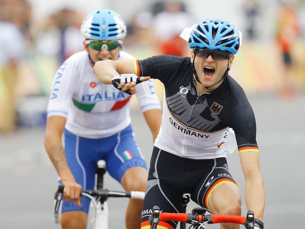 Steffen Warias gehört zu den goldenen Radsportlern des DBS