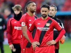 Die Werkself zahlte gegen Berlin die Zeche für das Pokalspiel