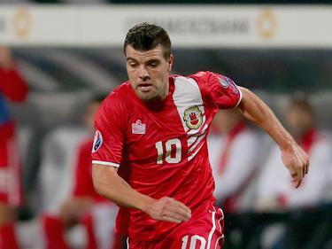 Liam Walker bescherte Gibraltar den zweiten Sieg ihrer Länderspielgeschichte