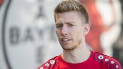 Mitchell Weiser ist seine erste Vorbereitung bei Bayer Leverkusen angegangen