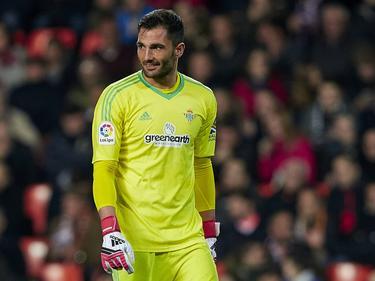 Adán defenderá a partir de este verano la portería del Atlético. (Foto: Imago)