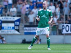 Davy Klaassen traf für den SV Werder