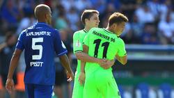 Hannover 96 steht in der zweiten Runde des DFB-Pokals