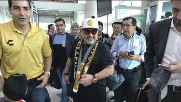 Neuer Trainer des mexikanischen Zweitligisten Dorados de Sinaloa: Diego Maradona