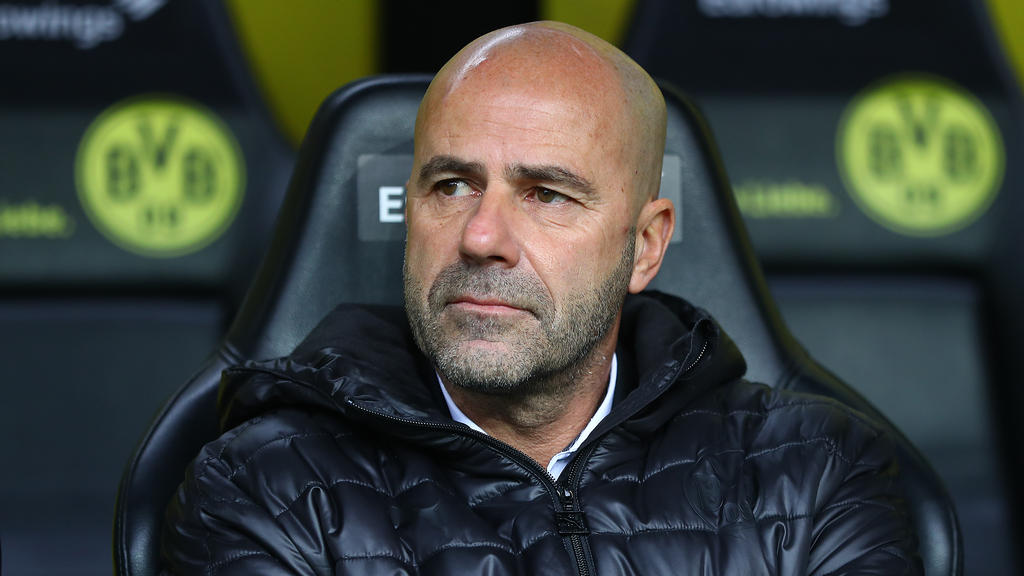 Peter Bosz könnte in die Bundesliga zurückkehren