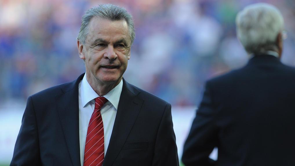 Ottmar Hitzfeld hat sich zur Lage beim FC Bayern, beim BVB und beim FC Schalke 04 geäußert