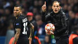 Die Fans von Paris St. Germain beschimpfen ihr eigenes Team