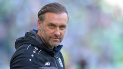 Thomas Doll glaubt an die Trendwende mit Hannover 96