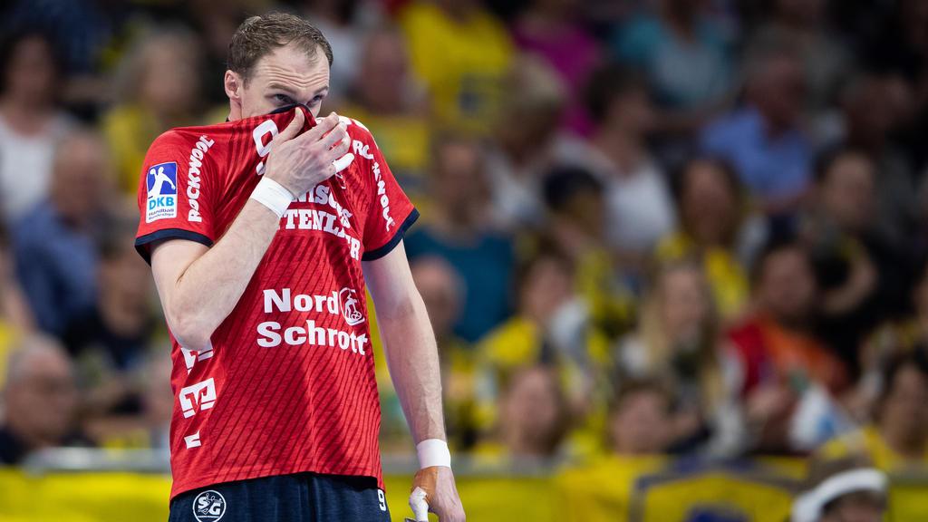 Holger Glandorf und die SG Flensburg-Handewitt scheitern im CL-Viertelfinale
