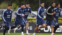 La Argentina de Messi es clara favorita al título.