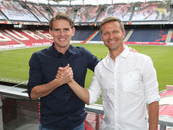 Jesse Marsch in neuer Heimstätte und mit neuem Boss