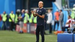 Gernot Rohr träumt vom Titel beim Afrika Cup