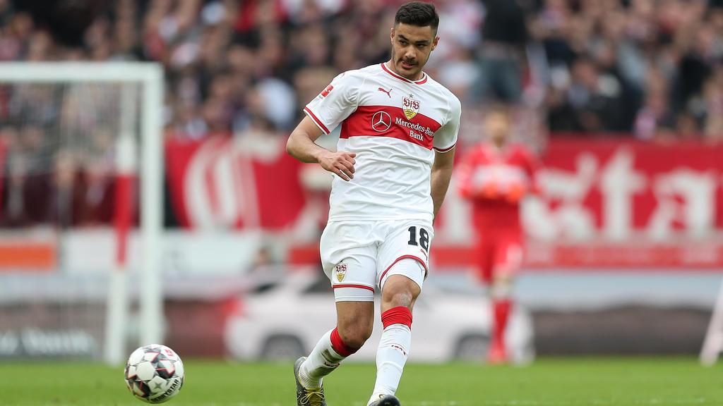 Ozan Kabak soll vor einem Wechsel zum FC Bayern stehen