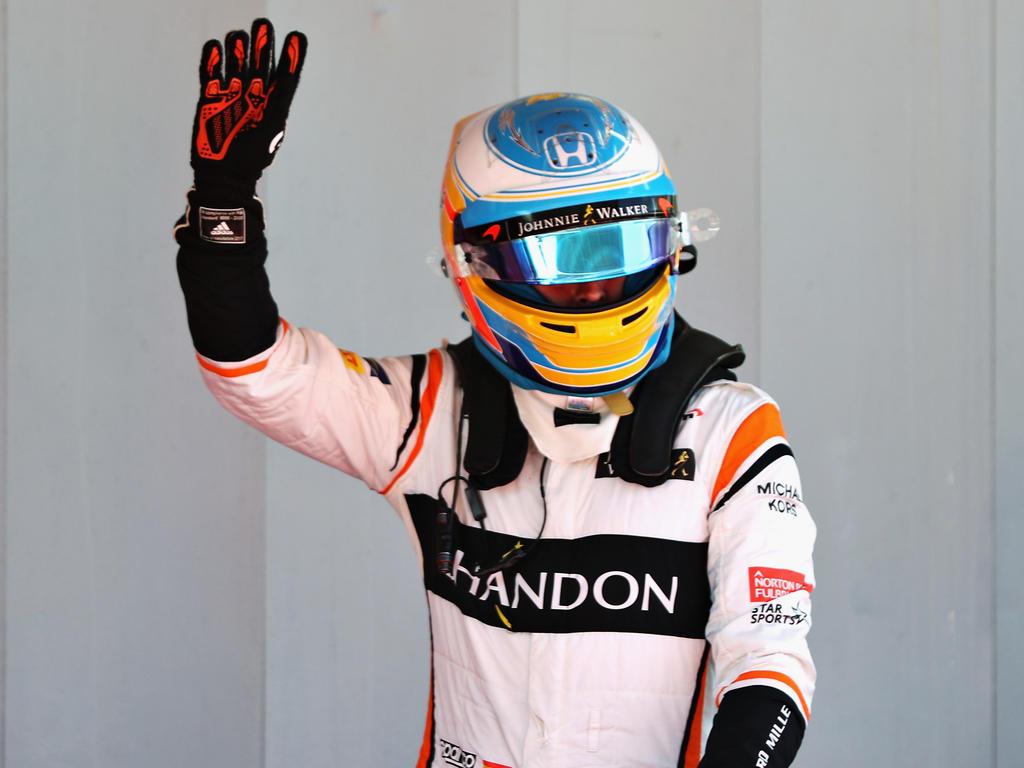 Fernando Alonso war schon in jungen Jahren von McLaren-Honda angetan