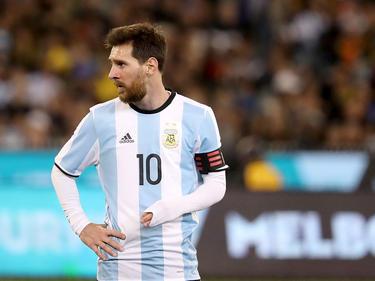 Die Argentinier um Lionel Messi müssen um die WM-Teilnahme bangen