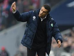 Valérien Ismaël trainierte zwischen Oktober 2016 und Februar 2017 den VfL Wolfsburg
