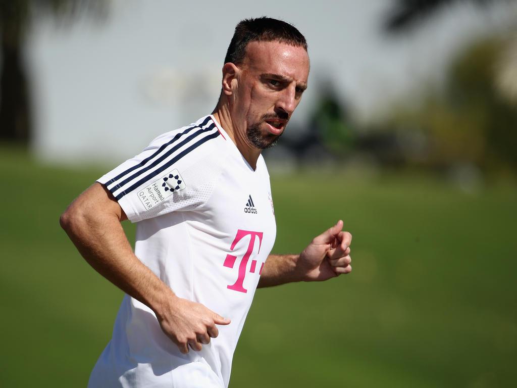 Franck Ribéry trauert dem verpassten Weltfußball-Titel noch immer hinterher