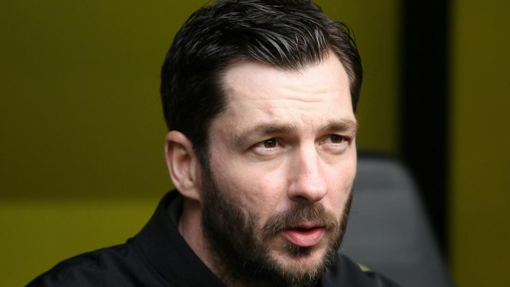 FSV-Trainer Sandro Schwarz hat große Verletzungssorgen