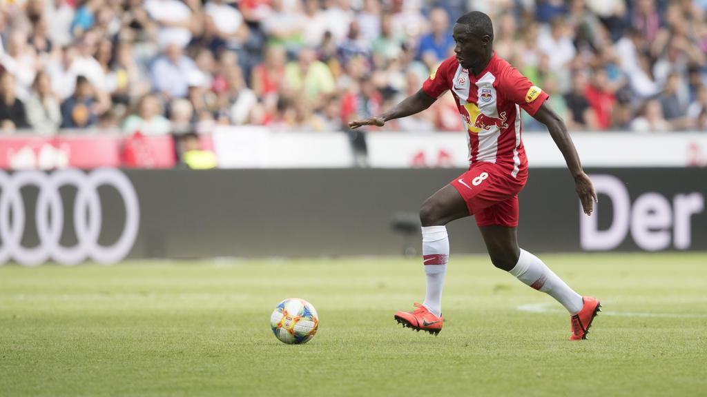Diadié Samassékou steht vor einem Wechsel zur TSG Hoffenheim