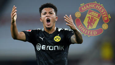 Manchester United will den BVB im Sommer 2020 wegen Jadon Sancho kontaktieren